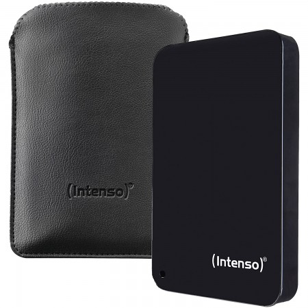"Intenso MemoryCase 2.5"" 4TB USB 3.0 Black"