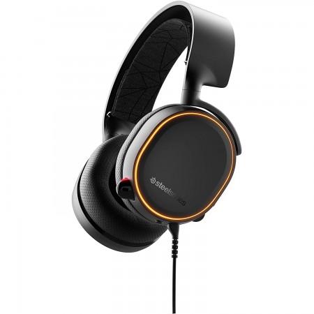Steelseries Gaming Headset Arctis 5 RGB Black