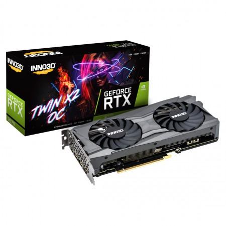 Inno3D nVidia GeForce RTX 3070 Twin X2 8GB OC