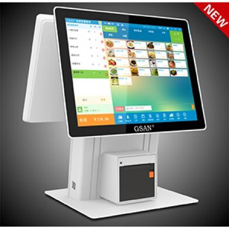 "15"" Gsan POS System Touchscreen GS-A3"