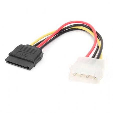 Kabal SATA 15-pin to Molex (4-pin) 0.15m