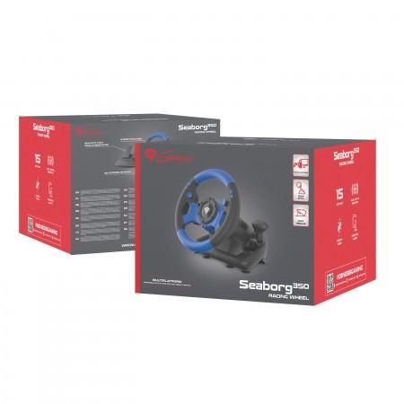 Genesis Seaborg 350 Volan PC/PS4/XONE/360