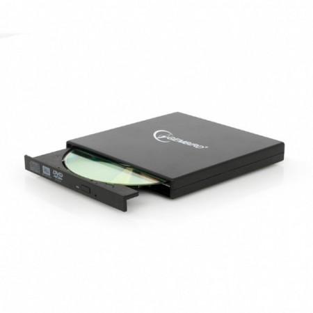 Gembird DVD-RW Slim External Black