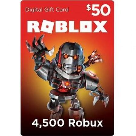 ROBLOX dopuna kredita 4500 Robux /Digital Code
