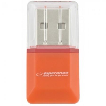 Esperanza MicroSD Card Reader EA1340 USB 2.0