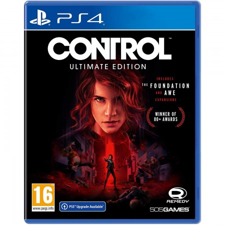 Control Ultimate Edition /PS4