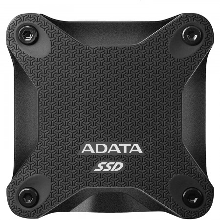 ADATA 960GB external SSD ASD600Q Black
