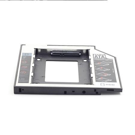 Gembird Caddy za notebook DVD to HDD/SSD 12.7mm MF-95-02