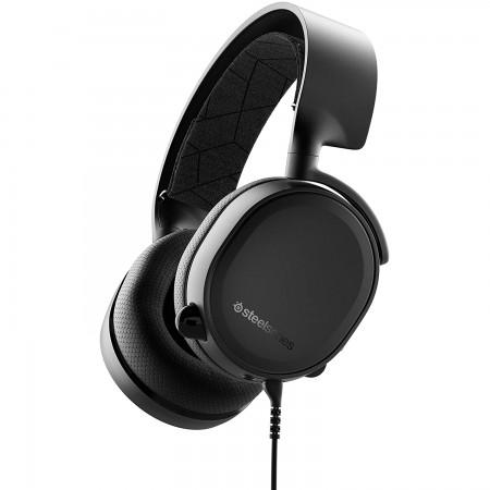 Steelseries Gaming Headset Arctis 3 Black