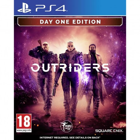 Outriders Day One Edition /PS4
