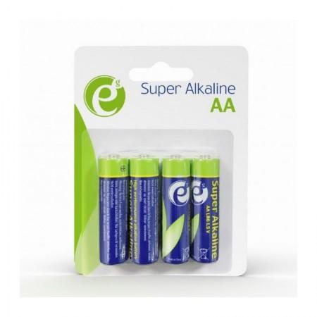 Energenie E Baterije AA Alkaline LR6 4KOM