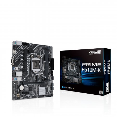 ASUS MB PRIME H510M-K