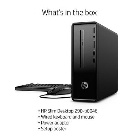 HP PC Slimline 290-P0046, 3LA86AA