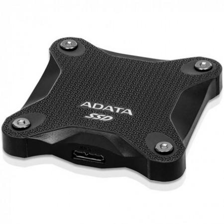 ADATA 480GB external SSD ASD600Q Black