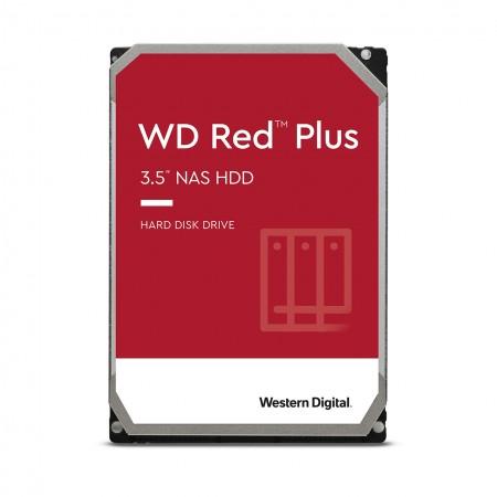 WD 10TB SATA3 HDD Red Plus NAS