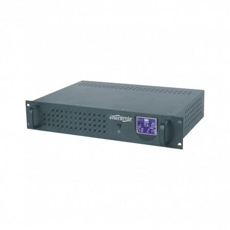 """Gembird UPS Rack Unit 19"""" 1500VA"""