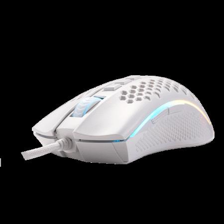 ReDragon - Gaming Miš Storm M808 White