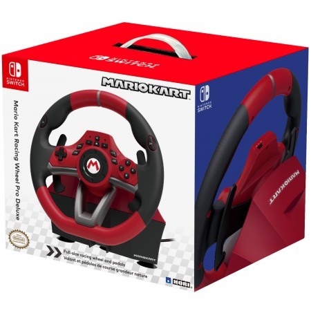 Nintendo - Volan Mario Kart Racing Wheel Pro Deluxe