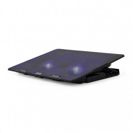 Gembird Notebook Cooler NBS-2F15-01