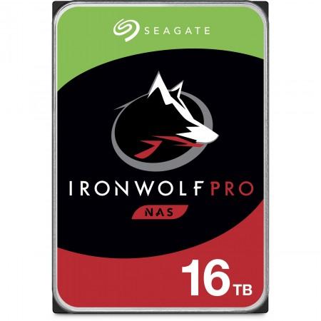 Seagate 16TB SATA3 HDD IronWolf Pro NAS ST16000NE000