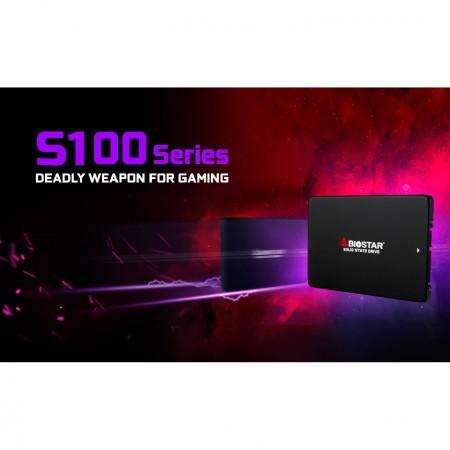 """Biostar SSD 256GB 2.5"""" S100"""