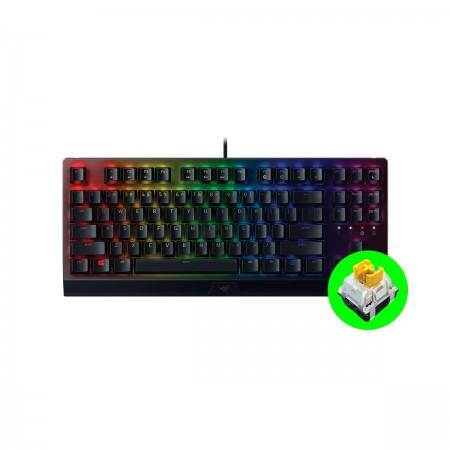 Razer Mehanička Tastatura Blackwidow V3 Tenkeyless Yellow Switch