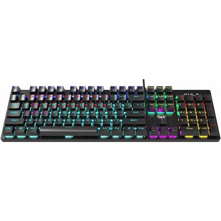 AULA Retribution Gaming Mehanicka Tastatura