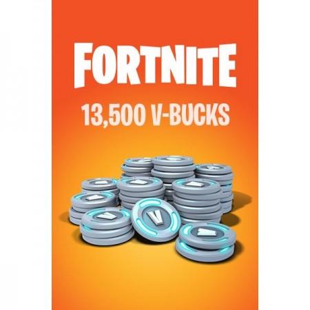 Fortnite 13500 V-Bucks /Digital Code