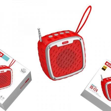 XO Bluetooth Speaker F24 Red