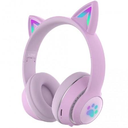 BORG Bluetooth Slušalice L550 Purple