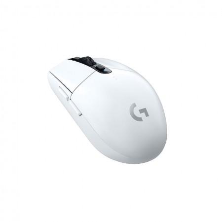 Logitech Gaming Miš G304 Lightspeed Wireless White