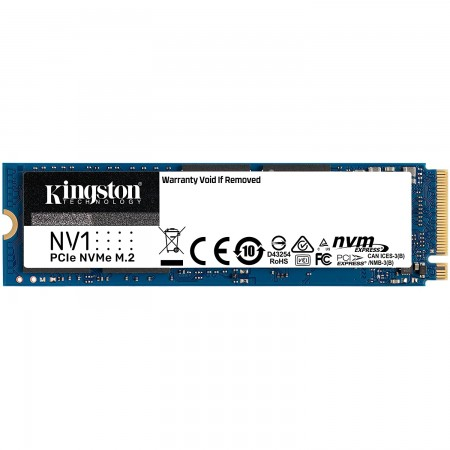 Kingston SSD 500GB NV1 M.2 NVMe