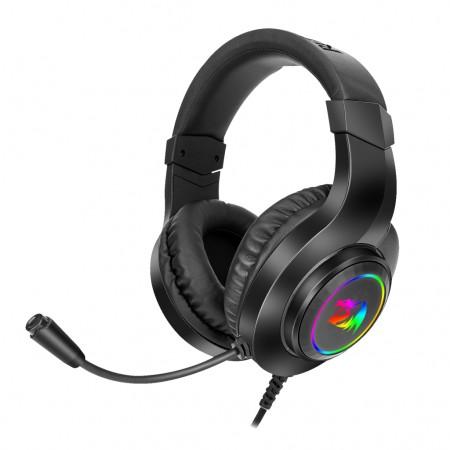ReDragon - Gaming slušalice sa mikrofonom Hylas H260 RGB