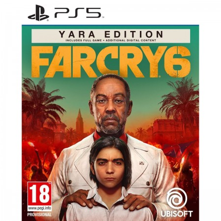 Far Cry 6 Yara Special Day 1 Edition /PS5