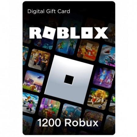 ROBLOX dopuna kredita 1200 Robux /Digital Code