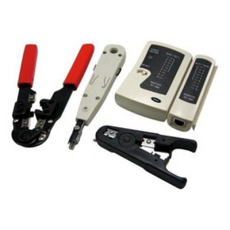 LogiLink Networking Tool set 4in1 WZ0012