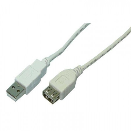 LogiLink USB Cable Extension 5m CU0012