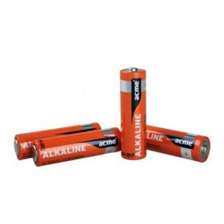 ACME Baterije AA Alkaline LR6 4KOM