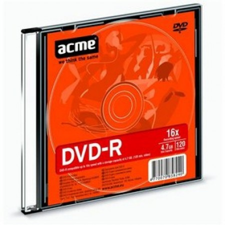 ACME DVD-R Slim Box