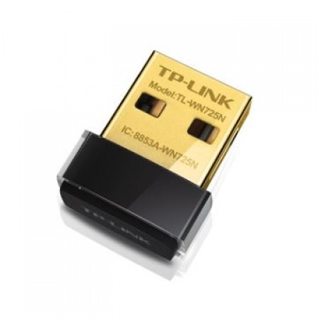 TP-Link TL-WN725N Wireless USB Nano
