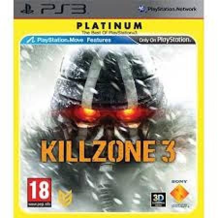 PS3 Game Killzone3