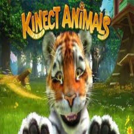 XBOX360 Game Kinectimals Kinect