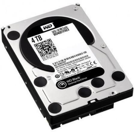 WD 4TB SATA3 HDD Black