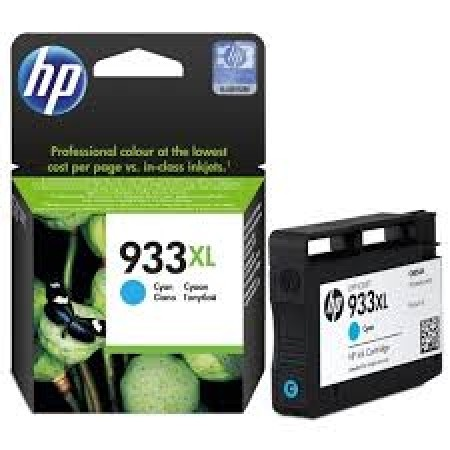 HP Cartridge CN054AE No.933XL Cyan