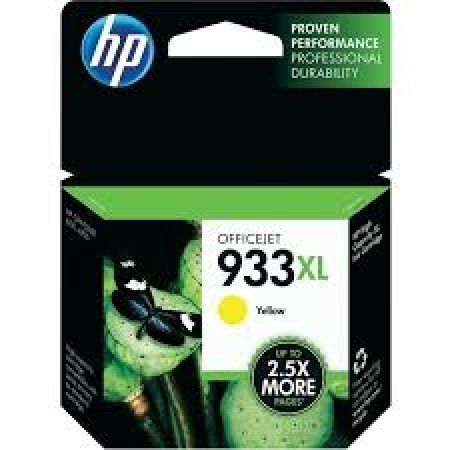 HP Cartridge CN056AE No.933XL Yellow