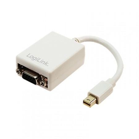 LogiLink Mini DisplayPort to VGA M/F Adapter CV0038