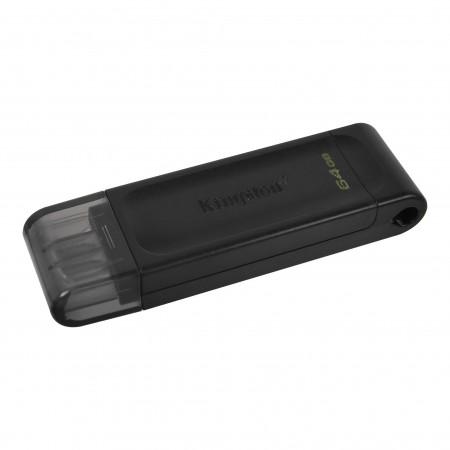 Kingston USB-C FlashDrive DT70 64GB 3.2