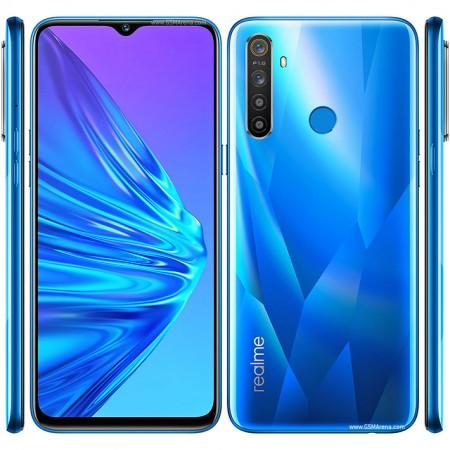 RealMe 5 Crystal Blue 4/128