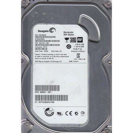 Seagate HDD 500GB SATA3 Pull
