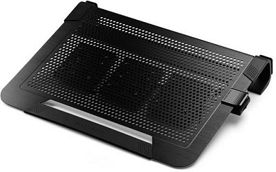 Cooler Master Notebook Cooler NotePal U3 Plus Black/Silver